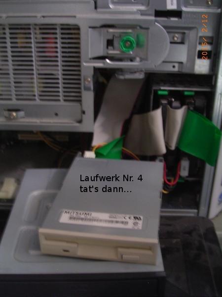 PC-Job 2015: Howto USB auf W98