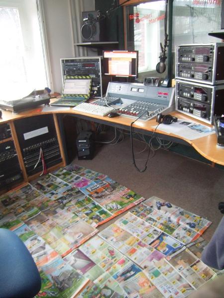 5 Quadratmeter Fruehling im Studio