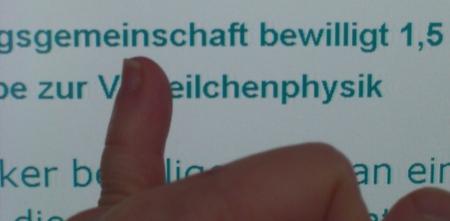 Veichenphysik