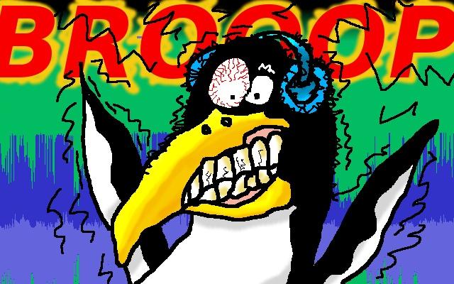 Audacity-Pinguin