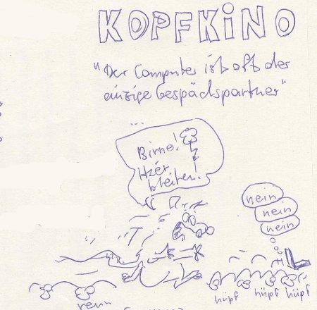 Kopfkino 30.9.2013