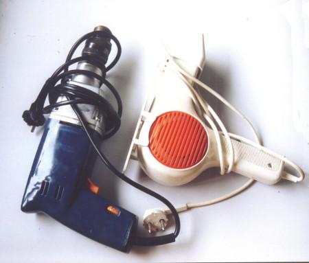 Tierpraeparation (2002) -Werkzeuge